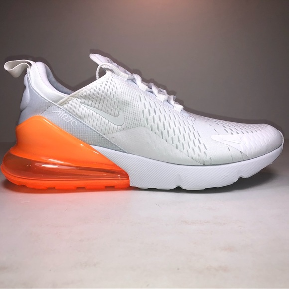 best service 2d843 61afa Nike Shoes | Air Max 270 Feel Big Air White Pack Sneakers | Poshmark